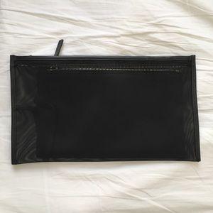 Jil Sander Handbags - Jill Sander Navy Clutch