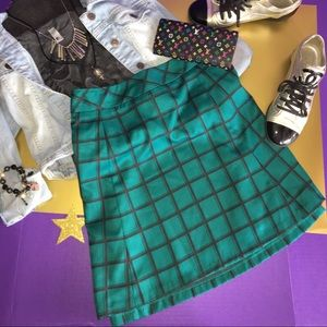 The Limited Dresses & Skirts - The Limited satin skater skirt. NWT. XL