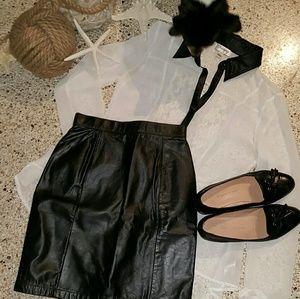 Wilsons Leather Dresses & Skirts - Wilsons Leather Skirt