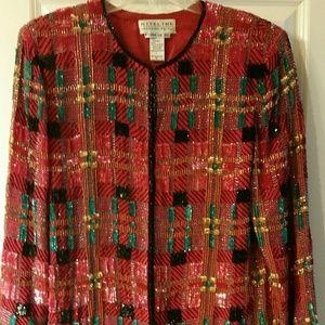 DELLA ROUFOGALI Other - DELLA ROUFOGALI Beaded Jacket