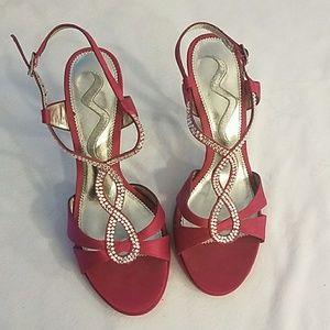 Nina Shoes - Nina pink heels