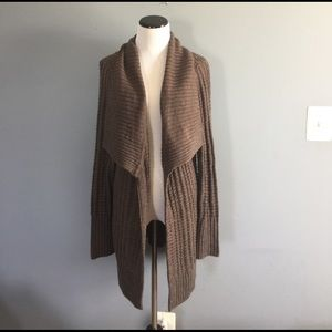 Banana Republic sweater coat
