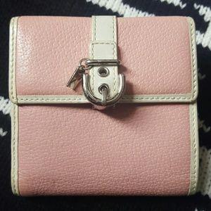Coach Handbags - Cute Buckle Coach Wallet