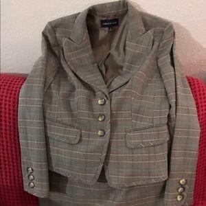 isabel & nina Dresses & Skirts - Isabel & Nina Business Skirt Suit Size 8