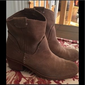 Dolce Vita Shoes - Dolce Vita Suede Ankle Boots
