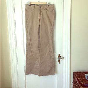 Ann Taylor Pants - NWT Ann Taylor boot cut khakis