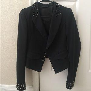 Philipp Plein Jackets & Blazers - Philipp Plein authentic jacket with studs
