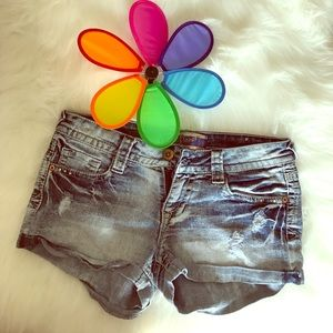 Wallflower Pants - WallFlower Jean Shorts