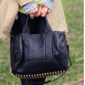 Alexander Wang Handbags - NEW 💎 ALEXANDER WANG 💎 Rocco black brass