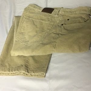 Sonoma Other - Light Tan Cords by Sonoma for Men 36x32