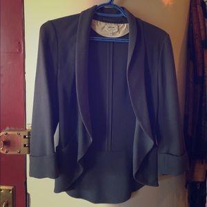 Wilfred silk blazer