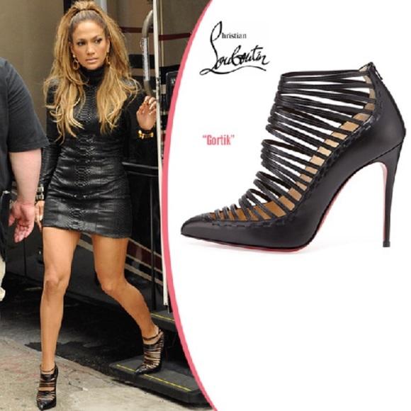be1f6649951 Authentic Christian Louboutin Gortik 120 heels