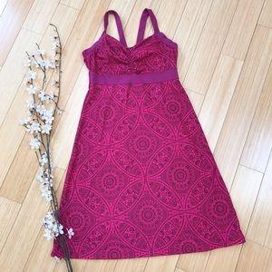 PRANA gorgeous dress, M.