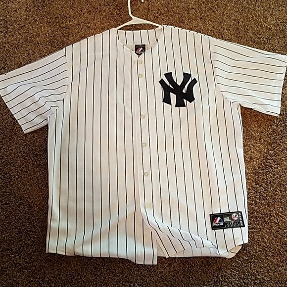 timeless design 6b996 103b0 Nick Swisher New York Yankees jersey