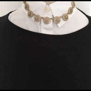 Armani boatneck long sleeved top