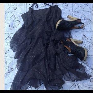 🍁Free People Layered Dress