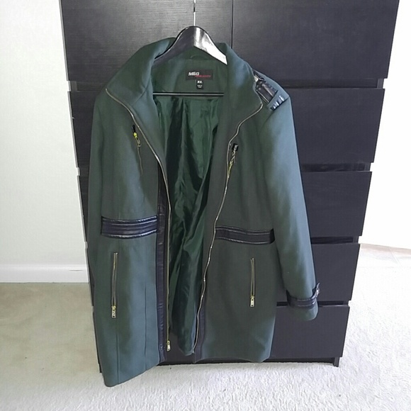 Miss Sixty Jackets & Blazers - Missy Sixty Long Coat