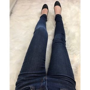 GIA Dark Wash Denim Jeans