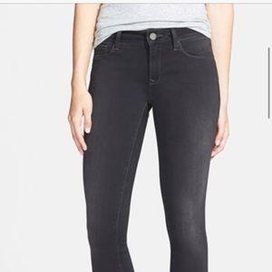 Mavi Denim - Mavi Adriana mid-rise super skinny jeans