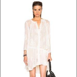Ann Demeulemeester Dresses & Skirts - Ann Demeulemeester Khan Dress in Off White