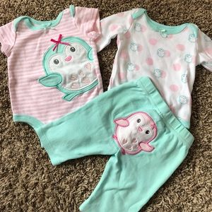 Other - 3 for $15💕ADORABLE baby bundle