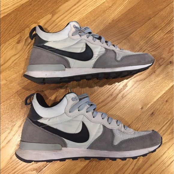 thoughts on new list latest Nike Shoes | Jcrew Internationalist Mid Sneaker 95 | Poshmark