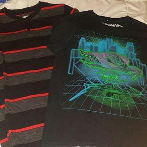 Tony hawk Other - Lot of 2 Tony Hawk shirts size Medium