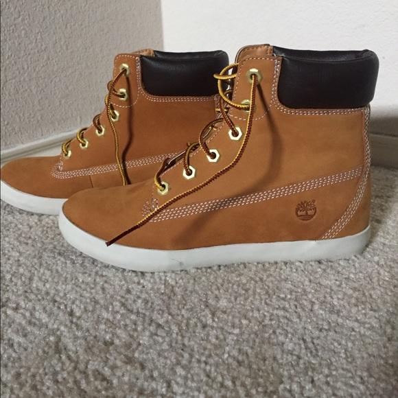 Womens Timberland Sneaker Boots