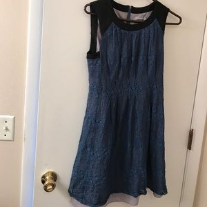 Andrew Marc Dresses & Skirts - Marc New York Andrew Marc Lace dress lined Sz 6