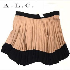 A.L.C. Dresses & Skirts - A.L.C. NWT Pleated Skirt Sz. 10