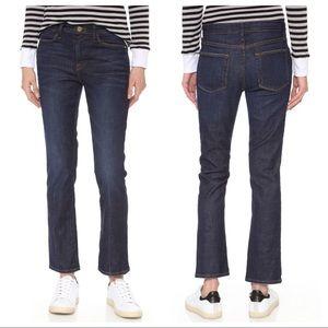 Frame Denim Denim - Frame Le High Straight Jean in Franklin - 27