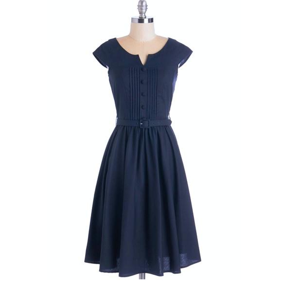 6ee50e47f ModCloth Dresses | Mix In The Moxie Dress Euc | Poshmark