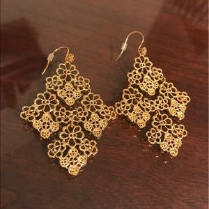 23 jewelry stella and dot chantilly lace cuff from