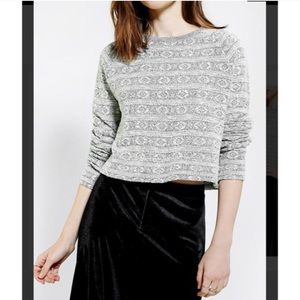 Staring at Stars Sweaters - Crop Sweater by Staring at Stars