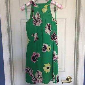 J crew punk floral dress 00