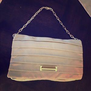 Anya Hindmarch Handbags - Like-New Anya Hindmarch Leather Chain Clutch