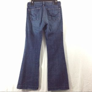 Citizens of Humanity Denim - Citizens of Humanity Faye Low Waist Full Leg