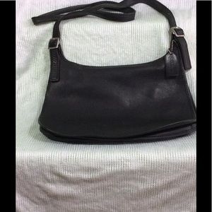 Coach Black Cross body Hipster bag
