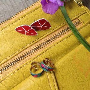 Jewelry - Handmade Vintage Earrings
