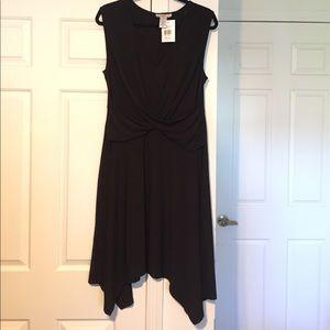 Love Squared Dresses & Skirts - Love Squared asymmetrical hemmed dress