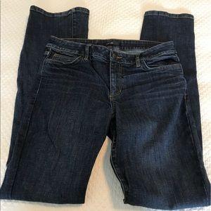 Joe's Jeans Denim - Joe's Jeans curvy bootcut size 30.