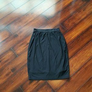 SPANX Dresses & Skirts - NWOT Women's black Spanx shapewear skirt, medium