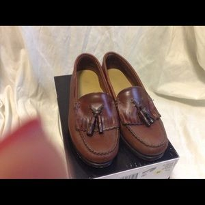 GH Bass Weejuns loafers size 7