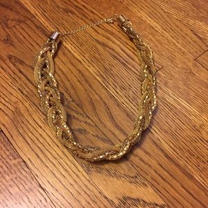 Jewelry - Gold Chain Link Statement Necklace