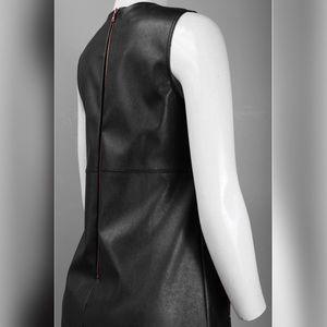Leather Mini LBD