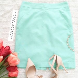 Grace Elements Dresses & Skirts - Mint Pencil Skirt