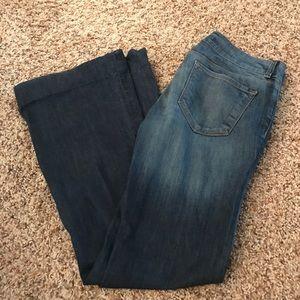 J Brand Denim - J Brand size 31/33 wide bootcut jeans.