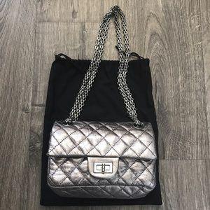 c335ede4b23e CHANEL Bags | Reissue 255 Metallic Double Flap | Poshmark