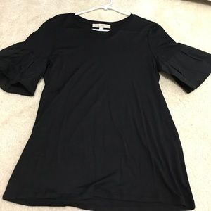 LOFT Tops - NWOT black soft loft tee