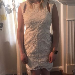 adelyn rae Dresses & Skirts - Winter white dress